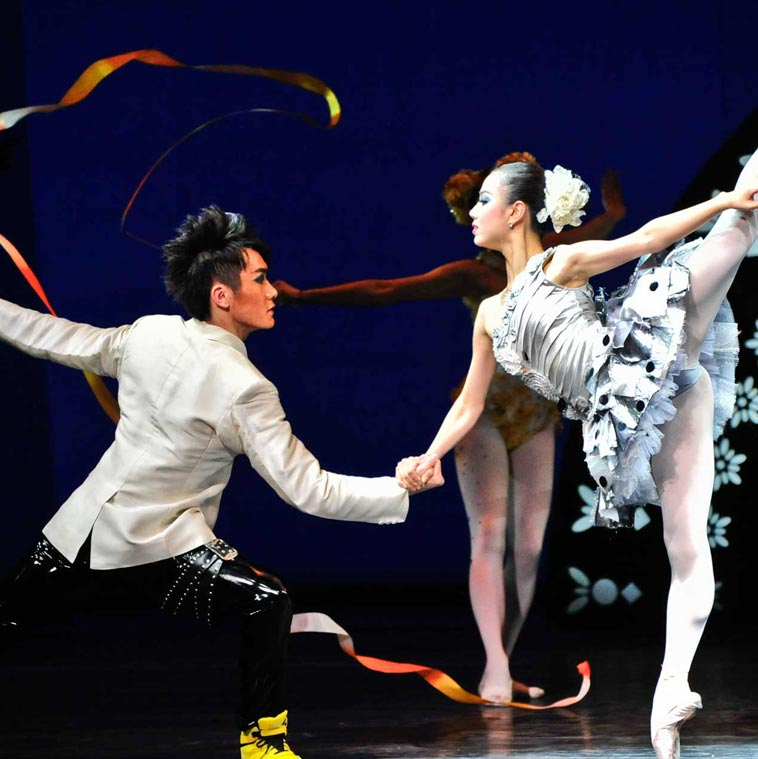 Nutcracker Magic from China