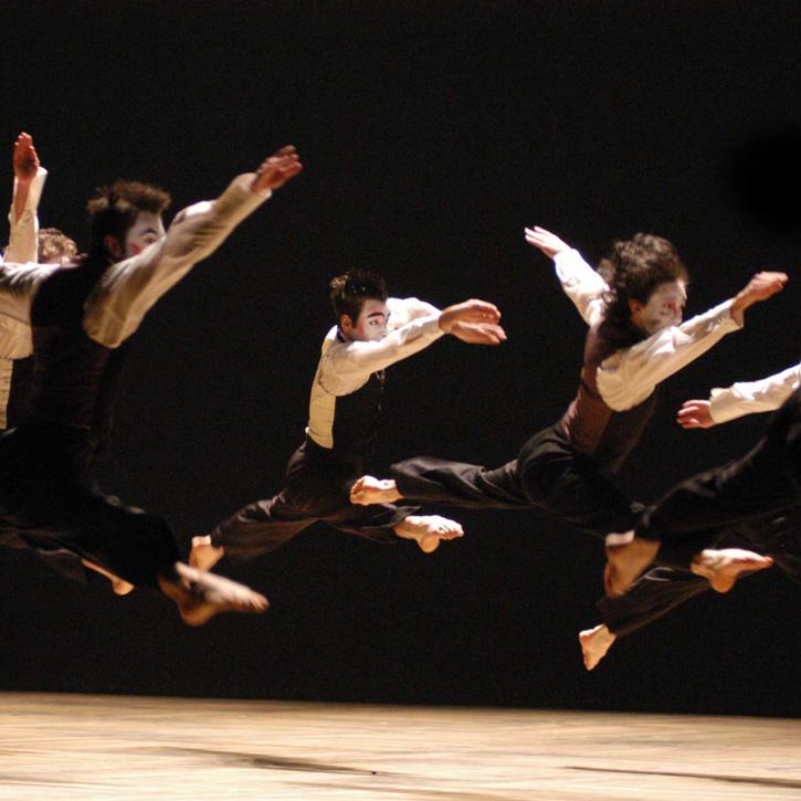 A Stravinsky Ballet Evening by Les Grands Ballets Canadiens de Montréal