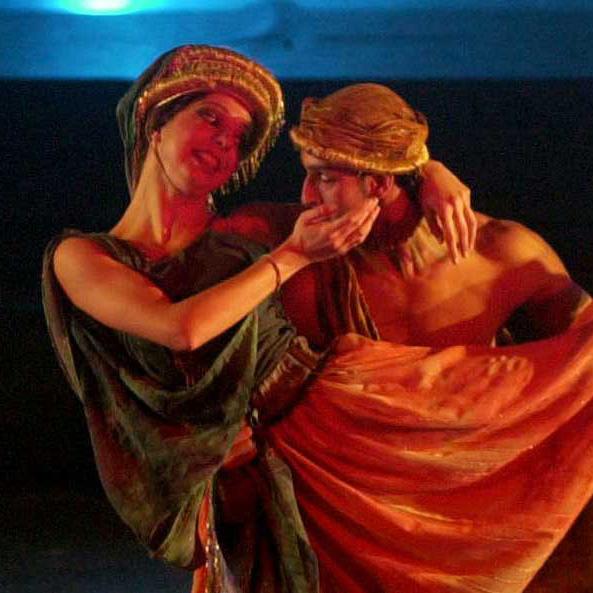 Julia Dumna by Enana Dance Theater