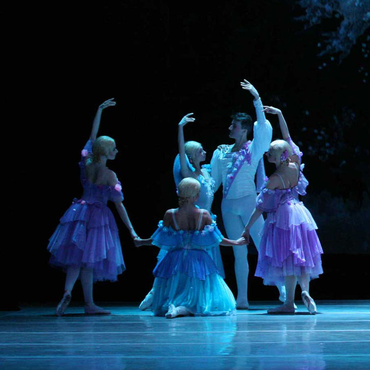 Cinderella Ballet from the National Ballet of Ukraine