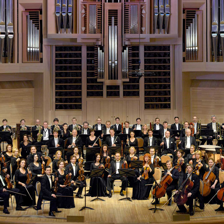 "Carnival of the Animals & Tsar Saltan with the Moscow City Symphony ""Russian Philharmonic"""