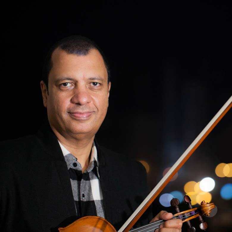 Yasser Abdel Rahman with the Budapest Symphony Orchestra (MAV)