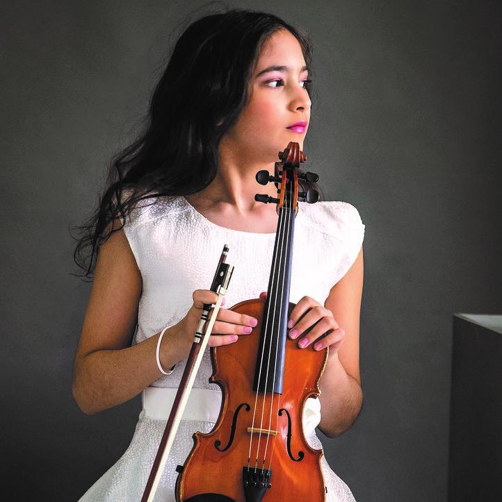 Amira Abouzahra on Tour