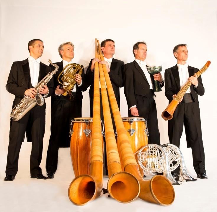 Jacaranda Ensemble Arab World Tour