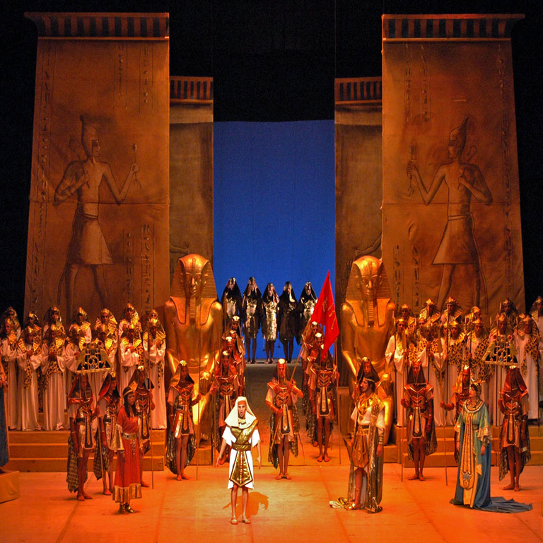 Aida – Beijing National Center for the Performing Arts