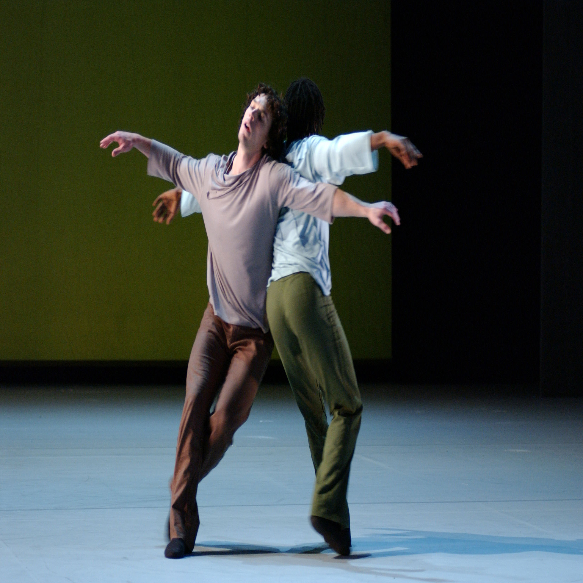 Nationaltheater Mannheim Ballett – Goldberg Variations