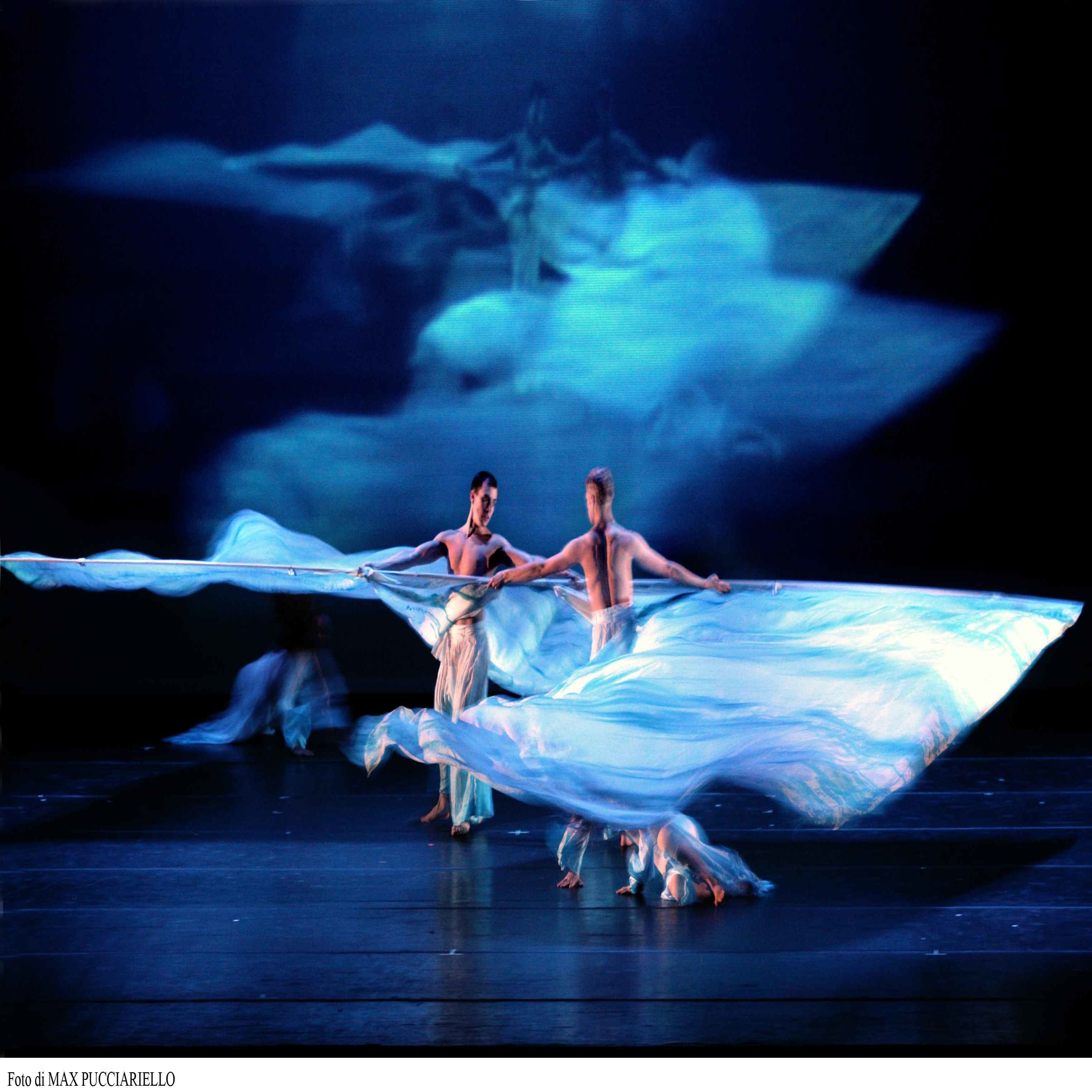 MOMIX in Egypt